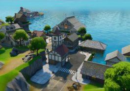 Cómo encontrar y destruir barcos en los Acantilados Arenosos en Fortnite