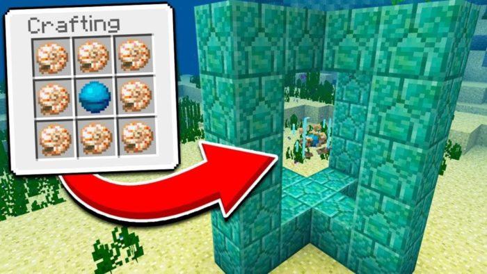 Minecraft Cómo Encontrar El Corazón Del Mar The Arcader