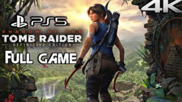 Shadow of the Tomb Raider - Walkthrough