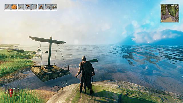 Valheim - Cómo construir el primer barco y cómo se controla 1
