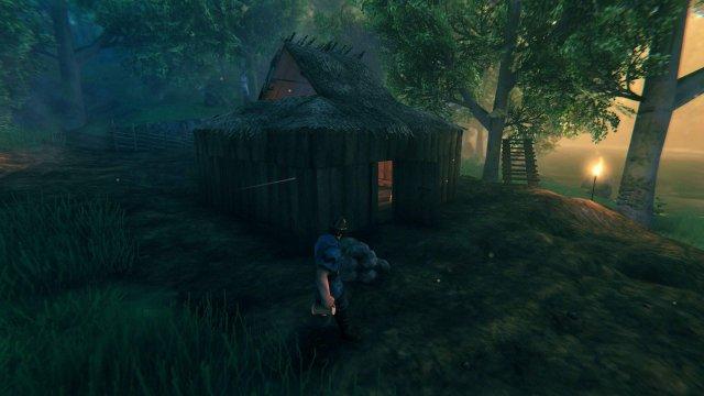 Valheim - Cómo construir una Casa