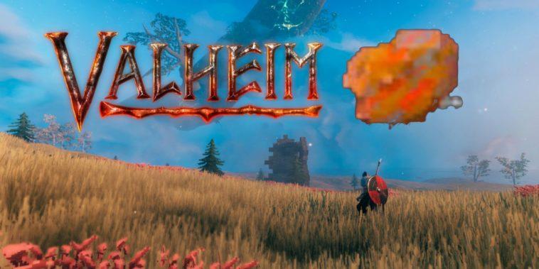 Valheim - Dónde encontrar hierro 1