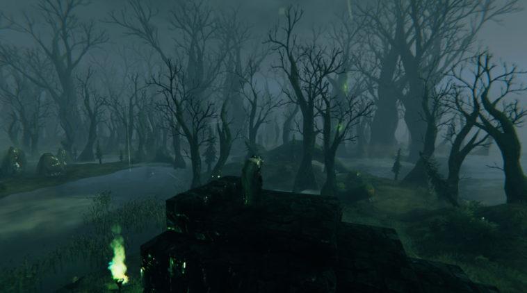 Valheim - Dónde está el bioma del Pantano (Swamp) 1