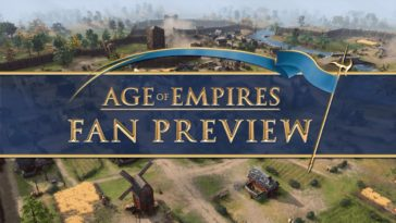 Age of Empires - Fan Preview