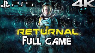 Returnal - Walkthrough (PS5)