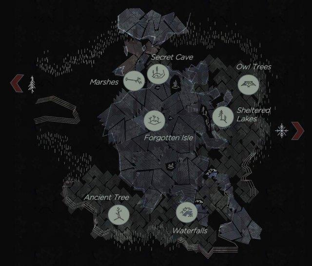 Shelter 2 - Mapas
