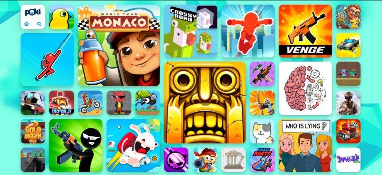Poki - El sitio web de juegos gratis online (desde tu navegador) 2