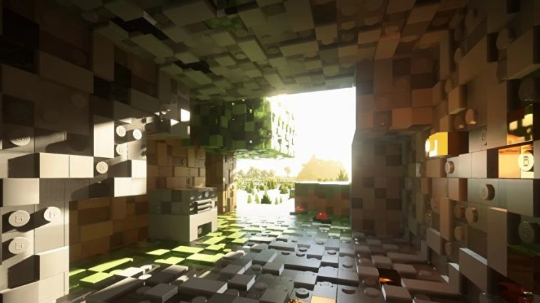Brixel - Dale a tu Minecraft un aspecto totalmente Lego 2