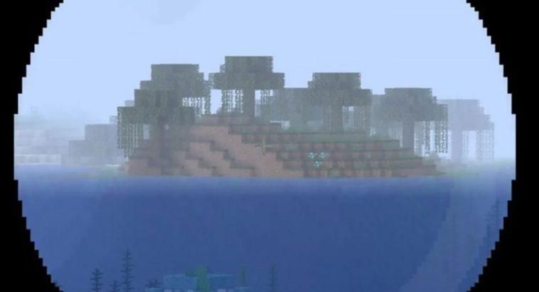 Cómo hacer un Catalejo en Minecraft (1.17) 1