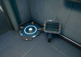 Dónde encontrar un escaner corporal (Body Scanner) en Fortnite 1