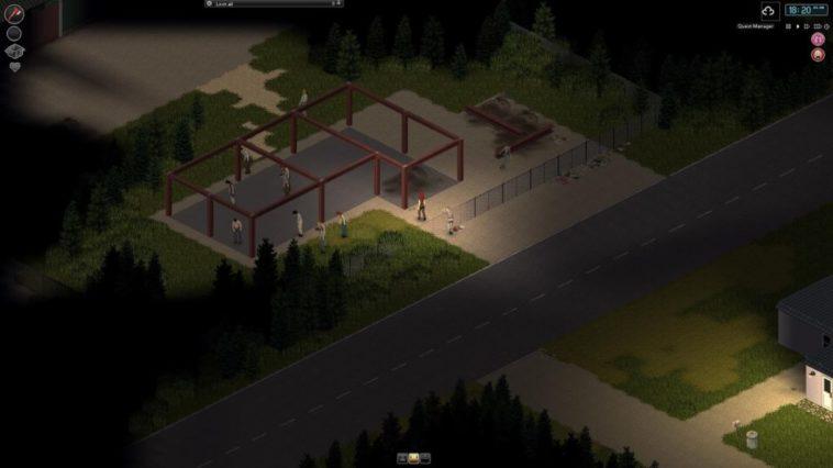 Cómo escapar en Project Zomboid