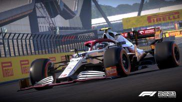 F1 2021 - ¿Cómo se activa el DRS?