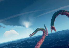 Sea of Thieves - Dónde encontrar al Kraken 2