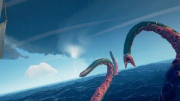 Sea of Thieves - Dónde encontrar al Kraken
