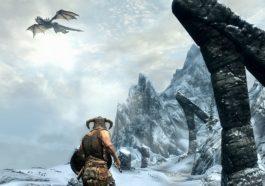 Los mods de Skyrim convierten la Luna en la Estrella de la Muerte o la cabeza de Todd Howard 1