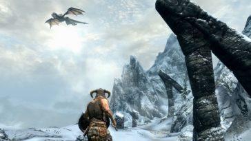Los mods de Skyrim convierten la Luna en la Estrella de la Muerte o la cabeza de Todd Howard