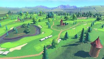 Mario Golf: Super Rush - Cómo desbloquear todos los campos 1