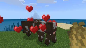 Minecraft - Cómo domesticar y criar animales (1.16)