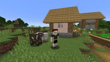 Minecraft - Cómo fabricar una Cuerda o Correa 3
