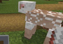 Minecraft - Cómo hacer tijeras/cizallas 3