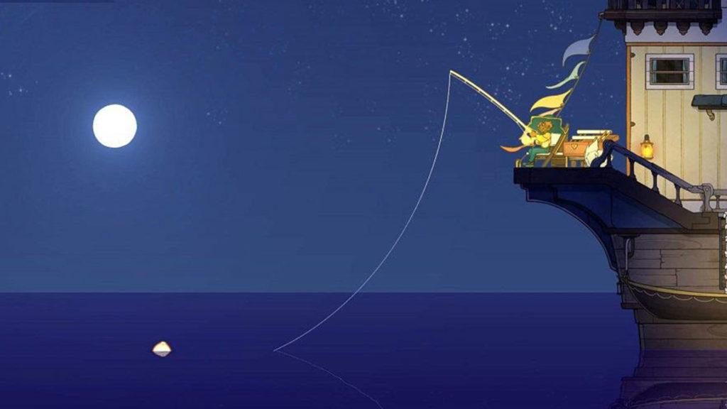 Spiritfarer - Dónde pescar Atún