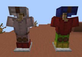 Cómo Teñir una armadura en Minecraft 1