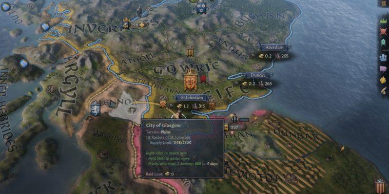 Crusader Kings 3 - Cómo conseguir oro rápidamente (II) 1