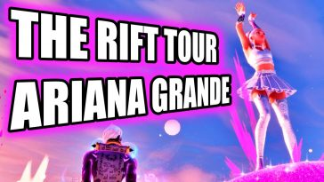 Fortnite - The Rift Tour featuring Ariana Grande