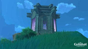 Genshin Impact – Localizaciones del Santuario de las Profundidades de Inazuma 2