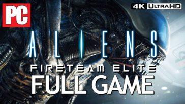 Aliens: Fireteam Elite - Walkthrough