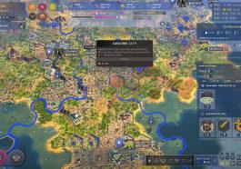 Cómo absorber una ciudad en Humankind 1