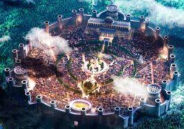 """Los jugadores de Minecraft construyen un mapa increíblemente enorme y detallado """"Ciudad de Lithonia"""""""